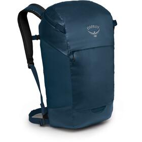 Osprey Transporter Zip Top Backpack Small, niebieski
